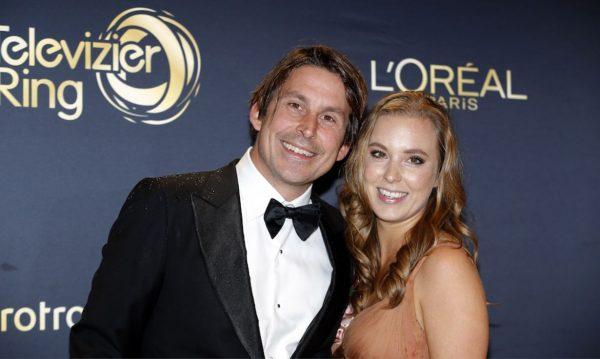 Lodewijk en vriendin Renee