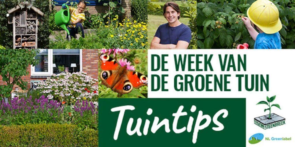 De Week van de Groene Tuin